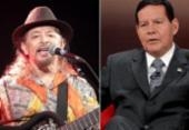 Mourão vai processar Azevedo por acusação de tortura; cantor diz que foi