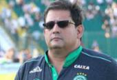 Guto não resiste a mais uma derrota em casa e deixa a Chapecoense | Foto: Sirli Freitas | Chapecoense