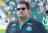 Nome do técnico Guto Ferreira ganha força no Vitória | Foto: Sirli Freitas | Chapecoense