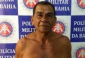 Idoso suspeito de abusar de neto é preso no interior do estado | Foto: Divulgação | SSP-BA