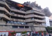 Laudo aponta que incêndio na Assembleia Lagislativa da Bahia foi acidental | Foto: Fábio Bittencourt | Ag. A TARDE