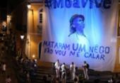 Mestre Moa do Katendê é homenageado no Pelourinho | Foto: