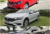 Três doses de renovação: Volkswagen Jetta x Honda Civic EX x Nissan Sentra | Foto: Marco Antônio Jr. | Ag. A TARDE