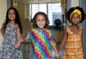 Afirmação e alegria: crianças visitam A TARDE FM | Foto: Margarida Neide | Ag. A TARDE