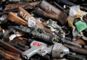 Operação do Exército combate comércio ilegal de armas e munições | Foto: Tânia Rego | Agência Brasil
