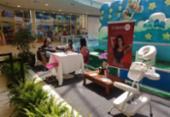 Shopping oferece serviços gratuitos de beleza e autocuidado para mulheres | Foto: Divulgação
