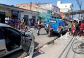 Motorista de aplicativo é morto a tiros dentro de carro em Feira de Santana | Foto: Reprodução | Foto Paulo José | Site Acorda Cidade