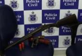 Homem é suspeito de se passar por policial para atrair e estuprar mulheres em Iguaí | Foto: Divulgação | Policia Civil