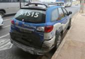 Colisão entre carro e viatura policial deixa quatro feridos na Paralela | Foto: Margarida Neide | Ag. A TARDE