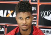 Do Vitória e da Seleção, Lucas Ribeiro se diz focado no Leão | Foto: Maurícia da Matta | EC Vitória