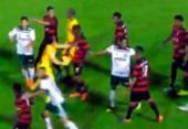 Vitória se pronuncia sobre brigas na final da Sub-20 | Foto: Reprodução | FBF