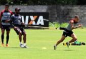 Vitória foca no Corinthians e treina em dois turnos na Toca | Foto: Maurícia da Matta | EC Vitória