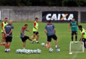 Vitória se reapresenta e treina de olho no São Paulo | Foto: Maurícia da Matta | EC Vitória