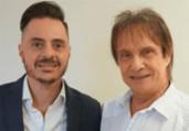 Roberto Carlos vai ao médico fazer revisão capilar | Reprodução