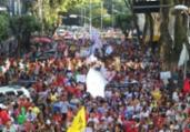 Ato pela Democracia é realizado no centro de Salvador | Luciano Carcará | Ag. A TARDE