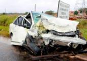 Quatro pessoas ficam feridas em acidente na BR-367 | Reprodução | site Radar 64