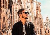 Caio Castro é acusado de vandalismo na Europa; ator nega   Reprodução Instagram
