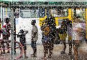 Tempo chuvoso deve permanecer em Salvador até quarta-feira | Heitor Oliveira | Ag. A TARDE