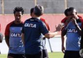 Leão mira triunfo contra Timão para afastar fantasma do Z-4 | Maurícia da Matta l EC Vitória