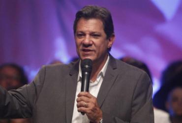 Haddad telefona para FHC e fala de riscos trazidos por retórica de Bolsonaro | Miguel Schincariol l AFP