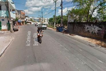 Colisão entre carro e moto deixa um ferido em Mata Escura | Reprodução | Google Maps