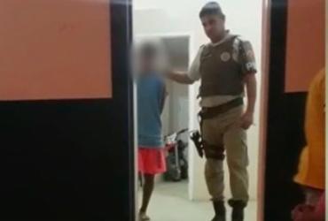 Adolescentes suspeitos de matar professor são apreendidos no sul da Bahia | Reprodução | Radar 64