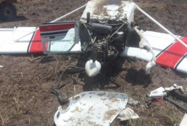Polícia investiga caso de aeronave que caiu em Belmonte | Divulgação | SSP-BA