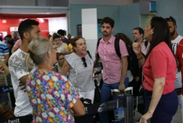 Apagão provoca atrasos de voos no aeroporto de Salvador | Raul Spinassé | Ag. A TARDE