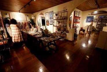Loja colaborativa e artesanato no Santo Antônio Além do Carmo | Adilton Venegeroles / Ag. A TARDE
