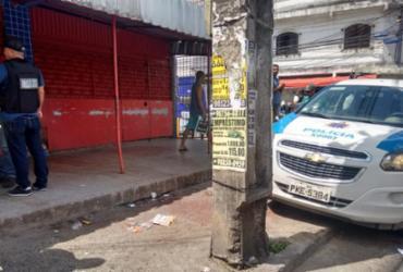 Dois morrem e seis são baleados em ataque na Estrada das Barreiras | Andrezza Moura | Ag. A TARDE
