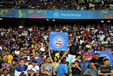 Ingressos para próxima partida do Bahia possuem valores promocionais | Felipe Oliveira | EC Bahia