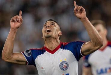 Bahia vence Botafogo nos pênaltis e vai às quartas da Sul-Americana | Mauro Pimentel l AFP