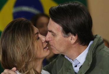 Com 100% das seções apuradas, Bolsonaro teve 55,13% dos votos válidos | Ricardo Moraes | POOL | AFP