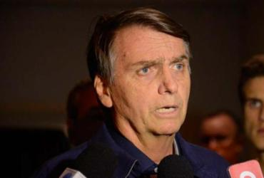 Bolsonaro diz que, se eleito, indicaria alguém do 'perfil do Moro' para STF   Fernando Frazão   Agência Brasil