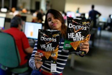 Em lançamento exclusivo, Doritos Heatwave chega á Bahia | Foto: Raul Spinassé | Ag. A TARDE