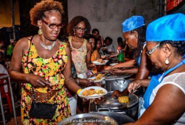 Bloco Alvorada inicia preparativos do Carnaval com tradicional caruru | Fafá M. Araújo l Divulgação