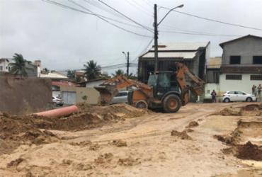 Chuva causa alagamentos em ruas e casas de Alagoinhas | Divulgação | Prefeitura de Alagoinhas