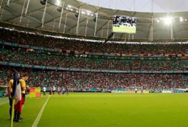 O torcedor fechou os olhos | Felipe Oliveira | EC Bahia