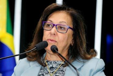 Lídice da Mata, vontade para trabalhar e sem mágoas de Rui | Waldemir Barreto | Agência Senado