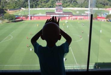 Grupo de Apoio à Criança com Câncer leva turma para assistir o jogo do Vitória | Humberto Oliveira | EC Vitória