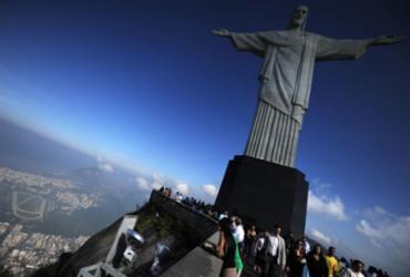 Uma das Sete Maravilhas do Mundo, Cristo Redentor completa 87 anos | Vanderlei Almeida | AFP