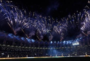 Veja imagens de Cruzeiro x Corinthians pela Copa do Brasil |