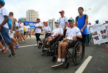 Santa Casa da Bahia promove curso para pessoas com deficiência | Alessandra Lori | Ag. A TARDE