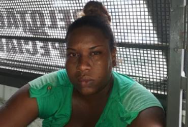 Mulher é presa pela terceira vez por tráfico de drogas no subúrbio | Divulgação | SSP BA