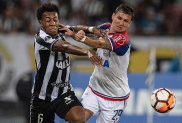 Veja imagens de Botafogo x Bahia pela Sul-Americana |