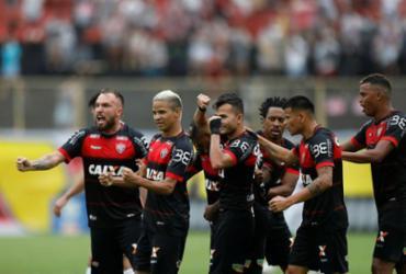 Contra outro paulista, Vitória tenta recuperar pontos perdidos em casa   Raul Spinassé   Ag. A TARDE