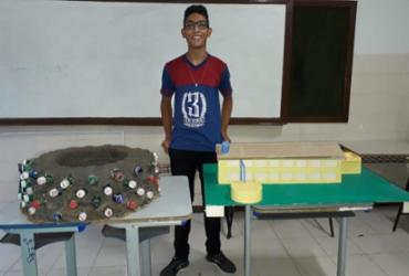 Estudante de Caculé é um dos vencedores no 29º Prêmio Jovem Cientista
