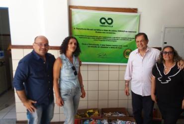 Colégio em Ruy Barbosa vence concurso nacional de reciclagem