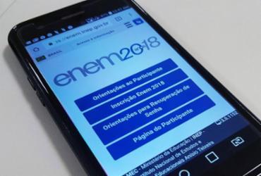 Mais de 1 milhão de candidatos já consultaram local de prova do Enem | Marcello Casal Jr. l Agência Brasil