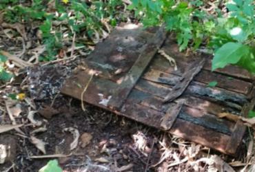 Esconderijo de armas e drogas é desmontado em operação no Lobato | Divulgação | SSP-BA